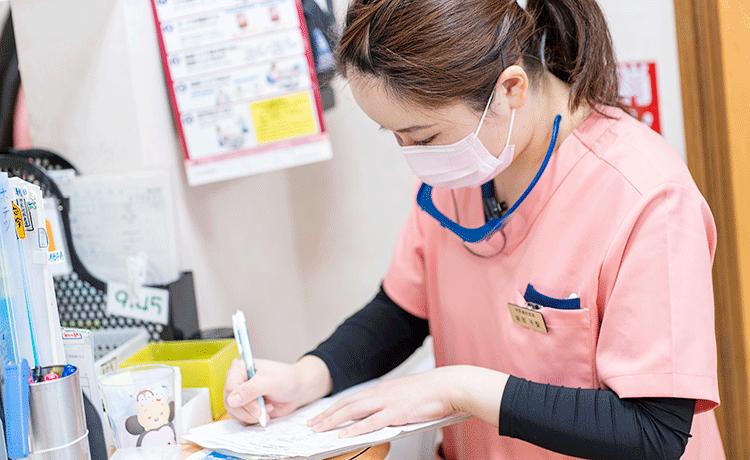早野歯科医院では歯科衛生士を募集しています!